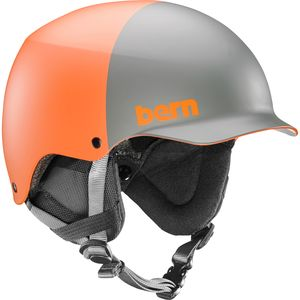 Bern Team Baker EPS Thin Shell Helmet with Earflaps