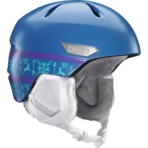 Bern Bristow Jr. Helmet - Girls'