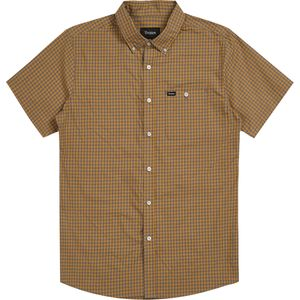 Brixton Howl Short-Sleeve Shirt - Men's