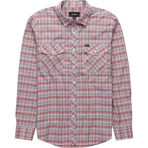 Brixton Memphis Shirt - Long-Sleeve - Men's