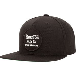 Brixton Wheeler Snapback Hat - Men's