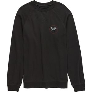 Brixton Wheeler Crew Sweatshirt - Men's