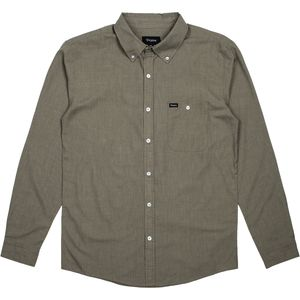 Brixton Central Woven Long-Sleeve Shirt - Men's