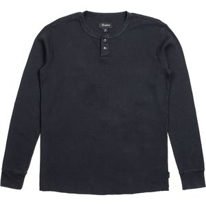 Brixton Redford Henley Knit Shirt - Men's