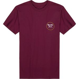 Brixton Wheeler II T-Shirt - Men's