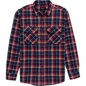 Brixton Grady Flannel Shirt - Men's