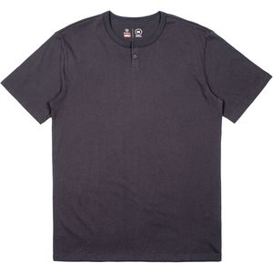 Brixton Basic Henley Short-Sleeve T-Shirt - Men's