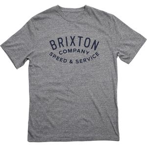 Brixton Gasket Premium Fit T-Shirt - Men's