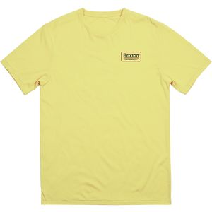 Brixton Palmer Premium Fit Short-Sleeve T-Shirt - Men's