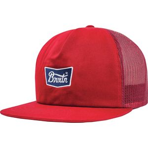 Brixton Stith Mesh Trucker Hat