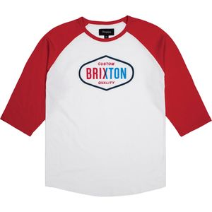 Brixton Oakland 3/4-Sleeve T-Shirt - Men's