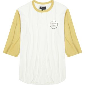 Brixton Wheeler Henley T-Shirt - Men's