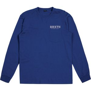 Brixton Haste Long-Sleeve Pocket T-Shirt - Men's