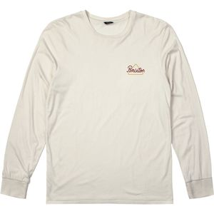 Brixton Newbury Long-Sleeve T-Shirt - Men's