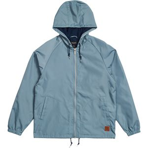 Brixton Claxton Windbreaker Jacket - Men's