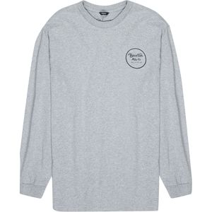 Brixton Wheeler II Long-Sleeve T-Shirt - Men's