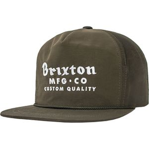 Brixton Sadler Hp Snapback - Men's