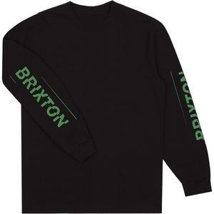 Brixton Twin Long-Sleeve T-Shirt - Men's