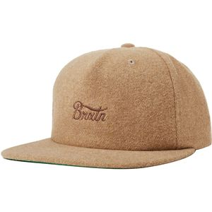 Brixton Stith MP Snapback Hat - Men's