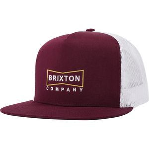 Brixton Wedge HP Mesh Cap