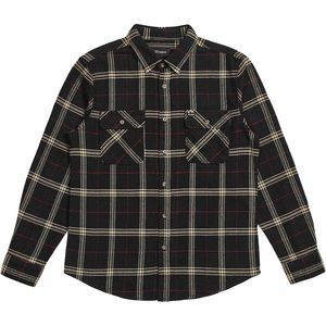 Brixton Bowery Long-Sleeve Flannel Shirt - Men's