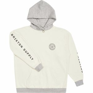 Brixton Oath IV Pullover Hoodie - Men's