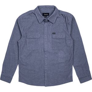 Brixton Donez Solid Flannel Shirt - Men's