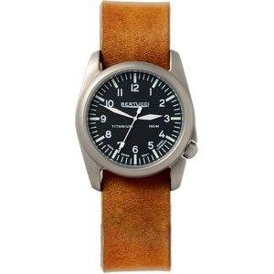 Bertucci Watches A-4T Aero Leather Watch