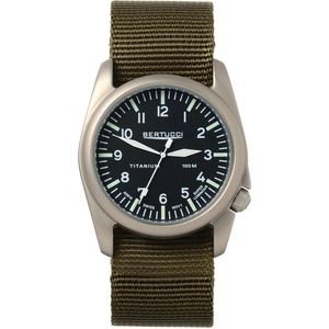 Bertucci Watches A-4T Aero Heritage Collection Watch - Men's
