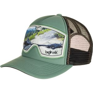 Bigtruck Brand Original Goggle Trucker Hat