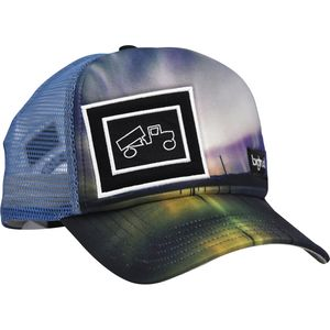 Bigtruck Brand Original Light Lapse Trucker Hat