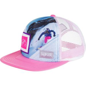 Bigtruck Brand Original Flat Trucker Hat - Kids'
