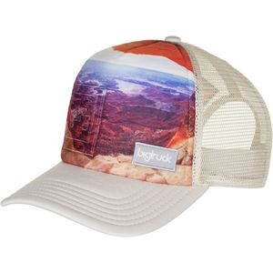 Bigtruck Brand Original Sublimated Trucker Hat