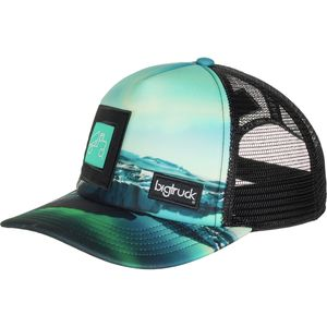 Bigtruck Brand Original Graphic Sublimated Trucker Hat