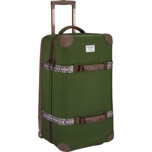 Burton Wheelie Double Deck Rolling Gear Bag - 5248cu in