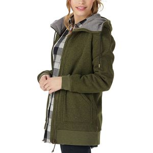 Burton Minxy Hooded Fleece Jacket - Women's