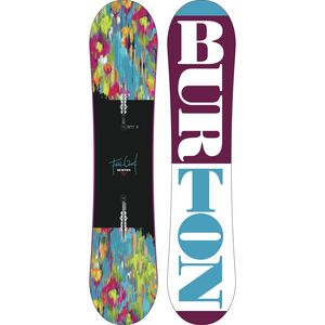Burton Feelgood Smalls Flying V Snowboard - Girls'