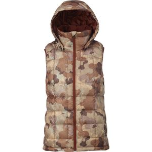 Burton AK Squall Down Hooded Vest - Women's
