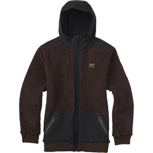 Burton Tribute Full-Zip Fleece Hoodie - Men's Reviews