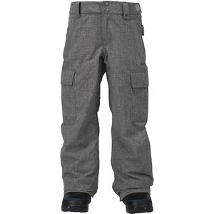 Burton Exile Cargo Insulated Pant - Boys'