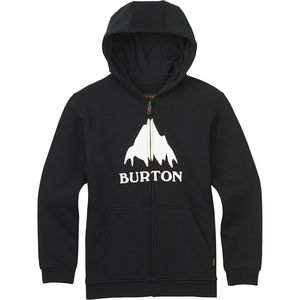 Burton Classic Mountain Full-Zip Hoodie - Boys'