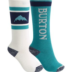 Burton Weekend Sock - 2-Pack - Girls'