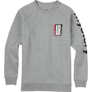 Burton Mystery Air Crew Sweatshirt - Men's Reviews