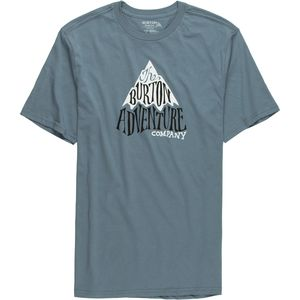 Burton Adventure Co T-Shirt - Men's