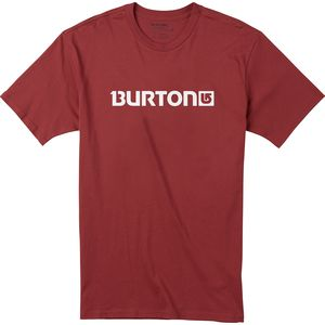 Burton Logo Horizontal Slim T Short-Sleeve Shirt - Men's