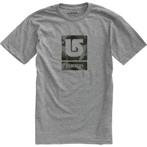 Burton Logo Vertical T-Shirt - Men's
