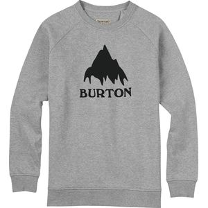 Burton Classic Mountain Crew Sweatshirt - Men's Sale