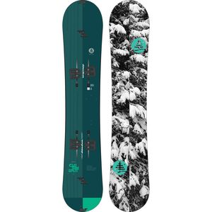 Burton Family Tree Custom Splitboard