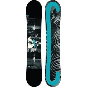 Burton Custom Twin Flying V Snowboard - Wide