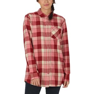 Burton Grace Tech Flannel Shirt - Long-Sleeve - Women's